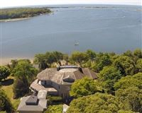 Spectacular two-acre waterfront estate luxury homes