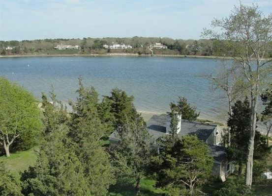 Luxury real estate Spectacular two-acre waterfront estate