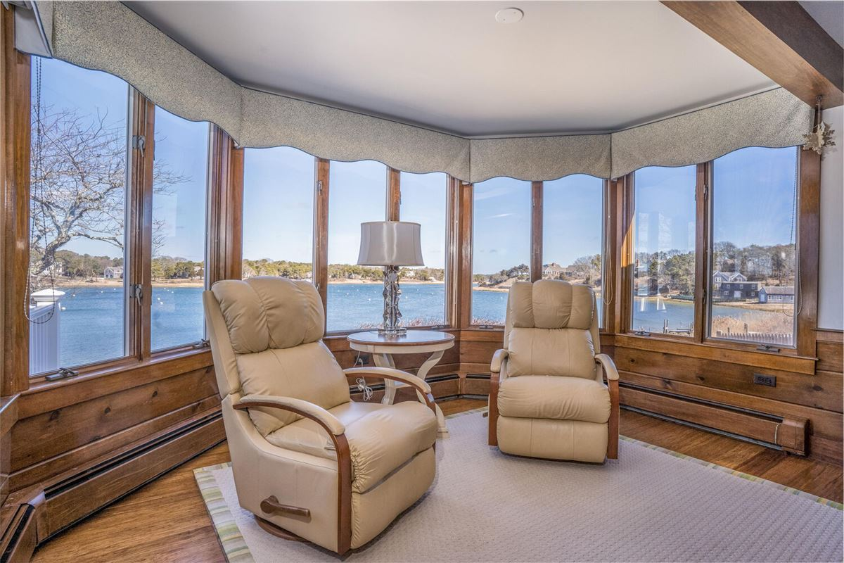 NORTH CHATHAM OCEANFRONT COMPOUND luxury homes