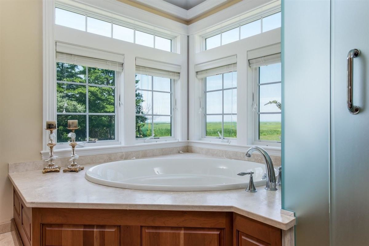 Luxury real estate beautifully restored saltbox