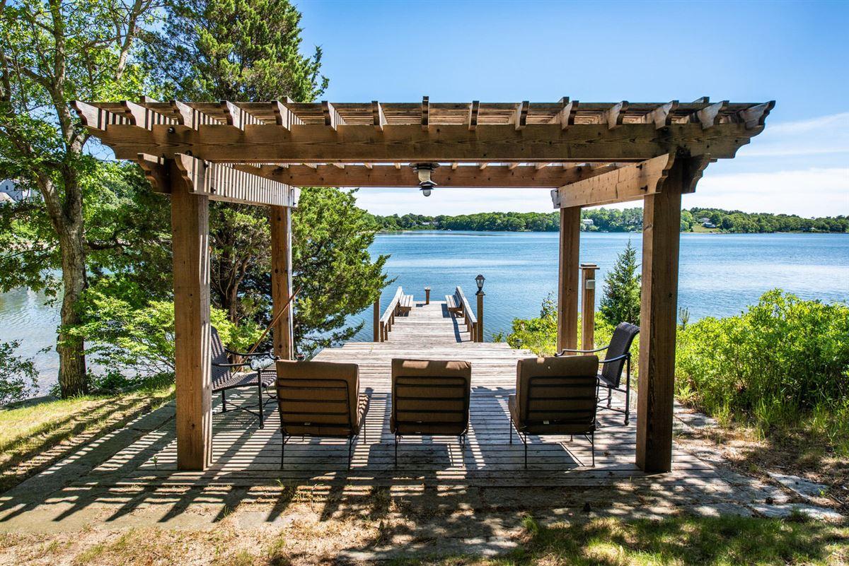 Luxury properties Luxurious waterfront Mediterranean Estate