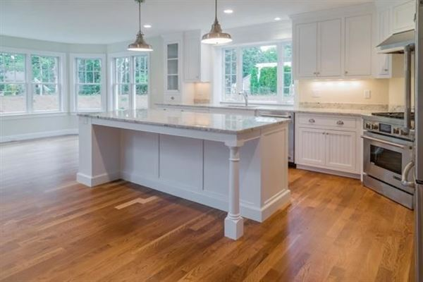 new Eastward Homes development luxury homes