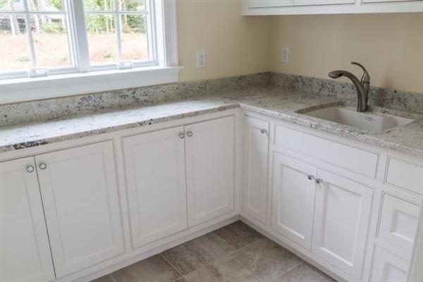 Luxury properties new Eastward Homes development
