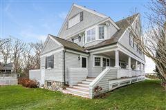 Luxury properties Cape Cod home overlooking harbors
