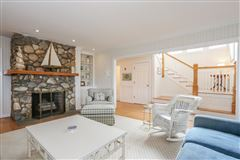 Luxury homes Cape Cod home overlooking harbors
