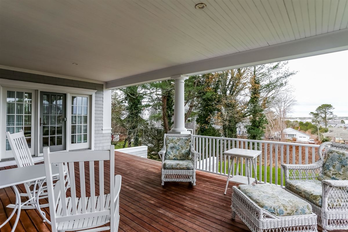 Mansions Cape Cod home overlooking harbors