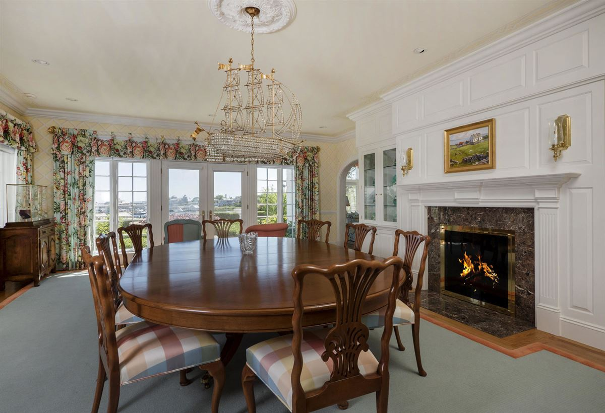 A true masterpiece on Wychmere Harbor luxury real estate