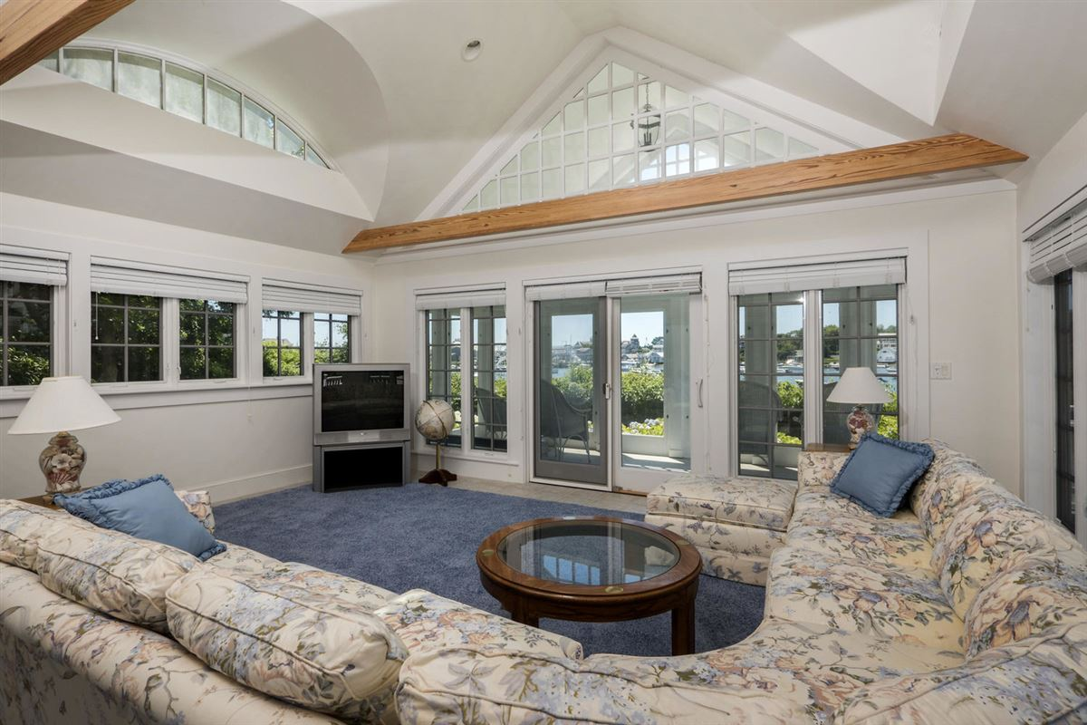 Luxury homes in A true masterpiece on Wychmere Harbor