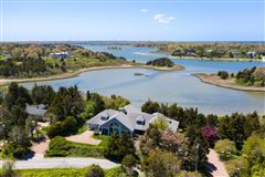 Luxury real estate extraordinary property in coveted Snow Point
