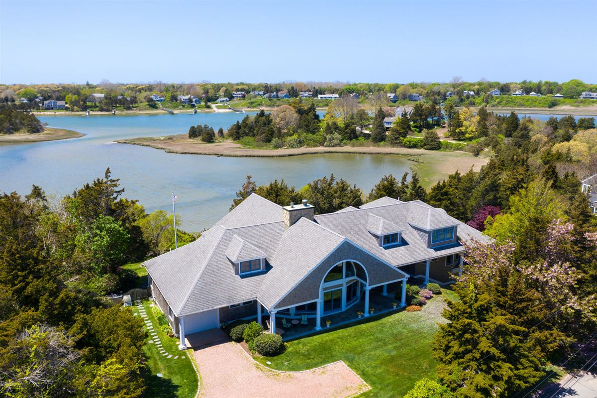 Luxury homes extraordinary property in coveted Snow Point