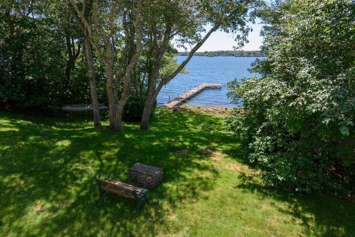 remarkable property sites on Wequaquet Lake mansions
