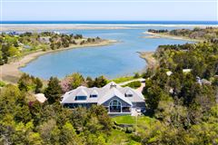 Architecturally designed home in snow point luxury properties