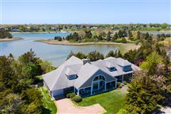 Architecturally designed home in snow point mansions