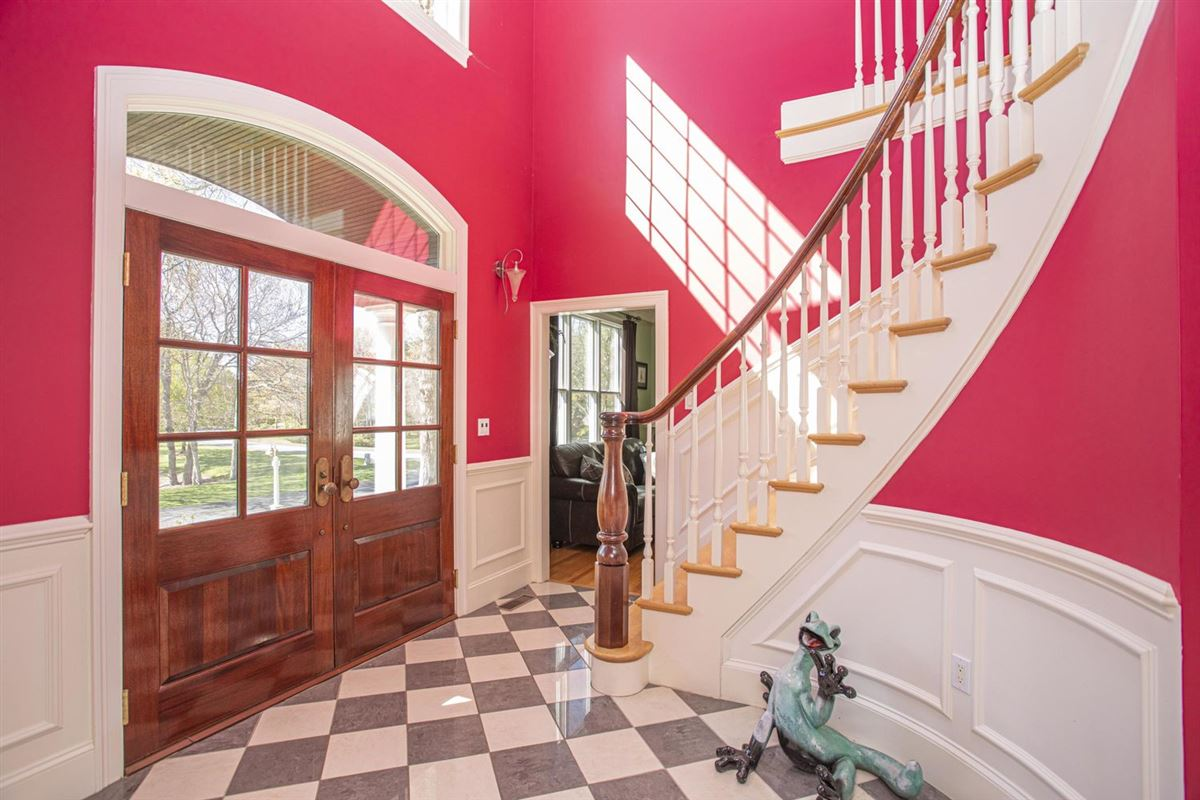 custom built Contemporary home at The Ridge Club luxury homes