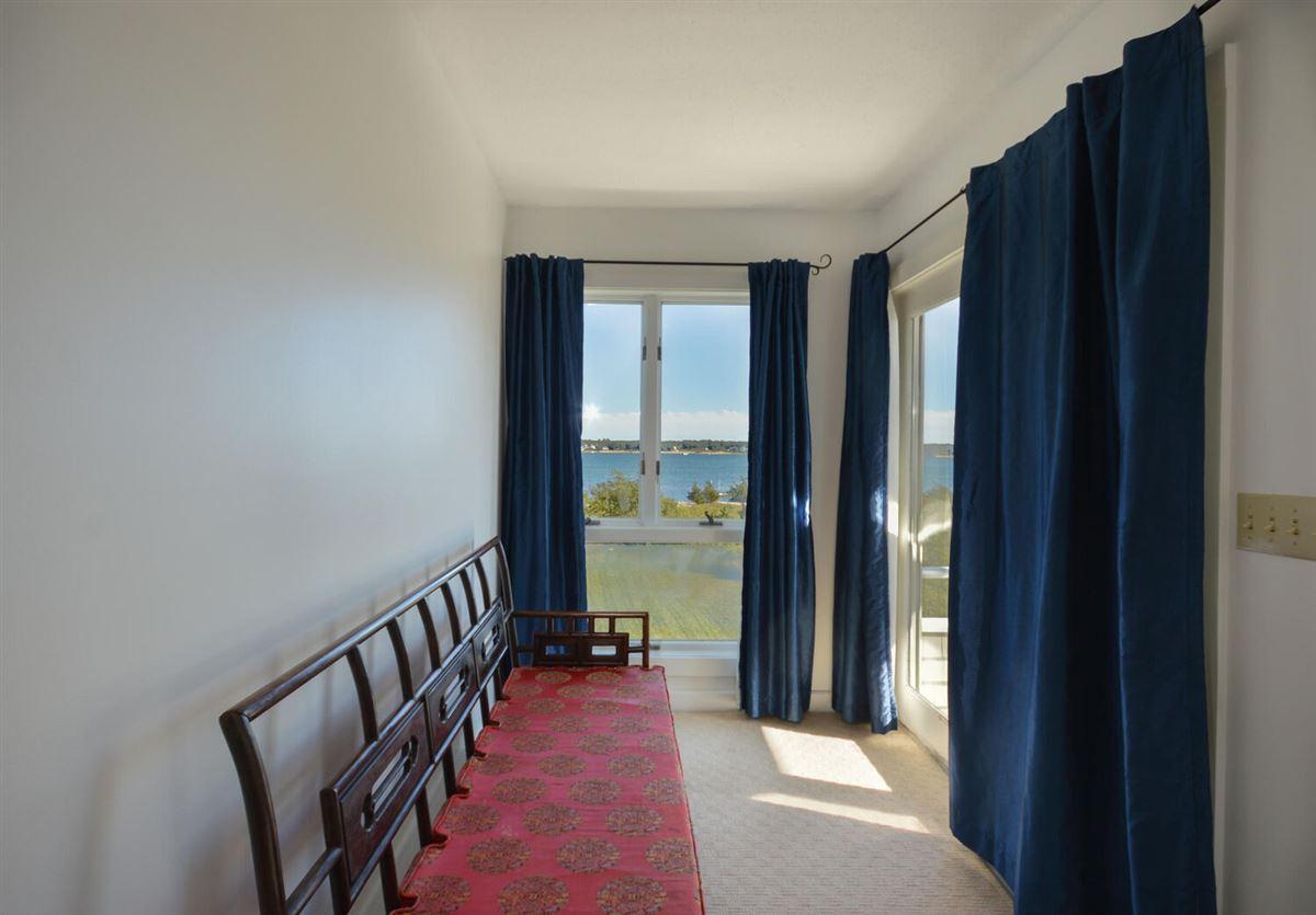 Panoramic views of Buzzards Bay luxury properties