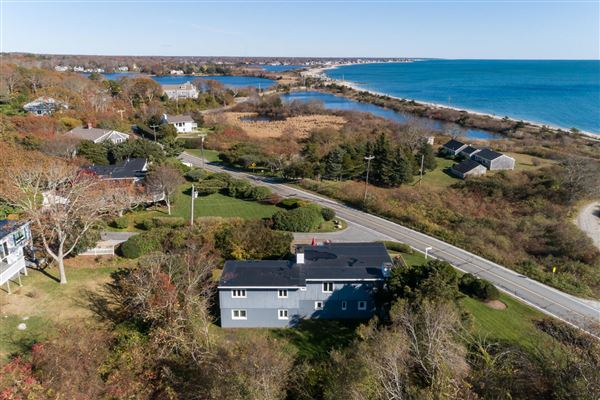 Spectacular two-acre waterfront estate luxury properties