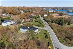 Spectacular two-acre waterfront estate mansions