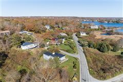 Spectacular two-acre waterfront estate luxury real estate