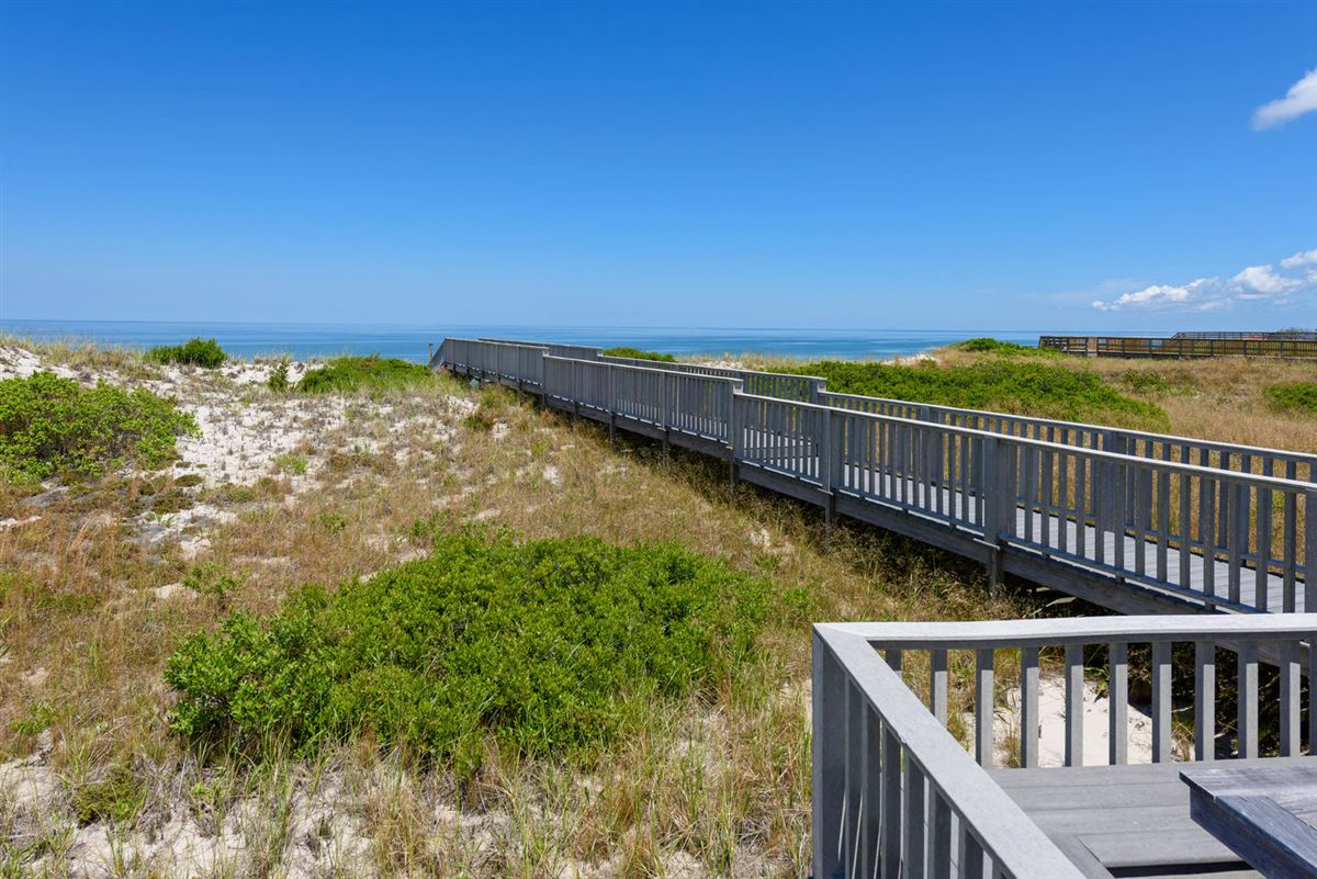 Luxury homes Amazing views and a private boardwalk