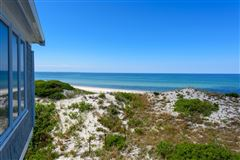 Amazing views and a private boardwalk luxury homes