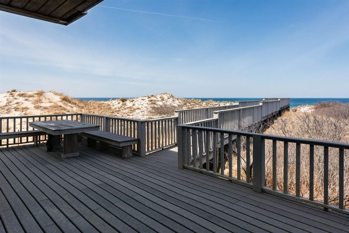 Amazing views and a private boardwalk luxury real estate