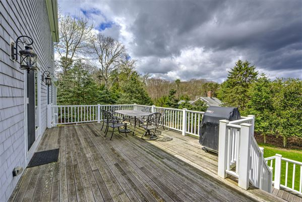 Luxury real estate Amazing views and a private boardwalk