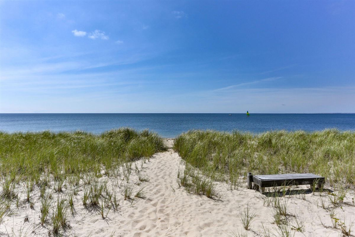 Luxury properties this charming quintessential Cape Cod beach house has it all