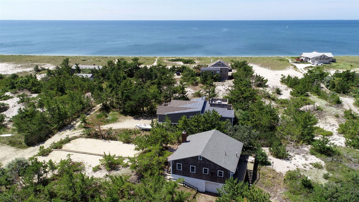Luxury homes this charming quintessential Cape Cod beach house has it all