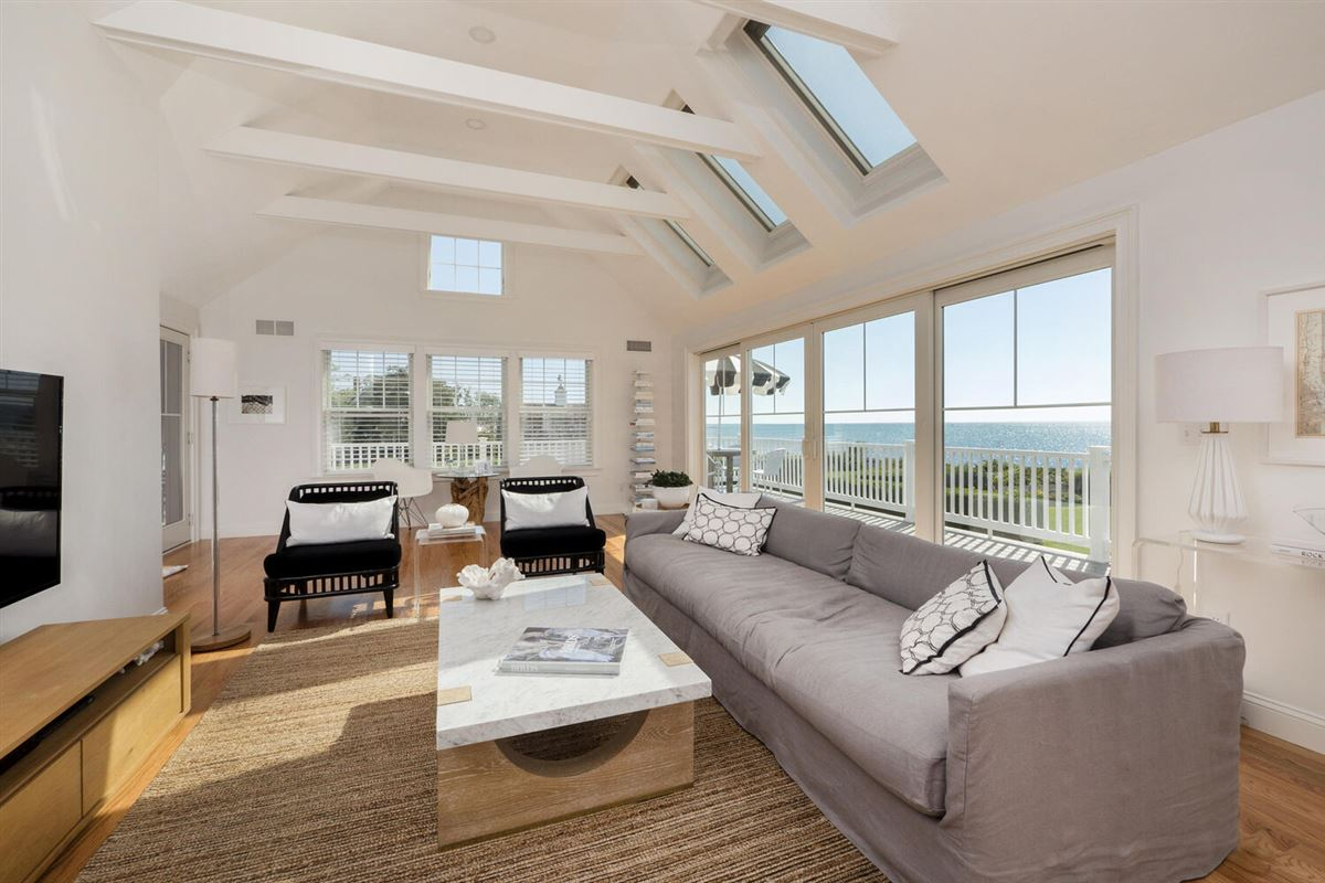 fabulous home overlooking Nantucket Sound luxury homes