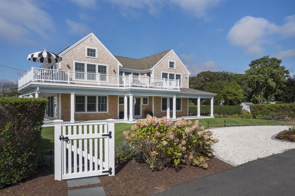 fabulous home overlooking Nantucket Sound luxury properties