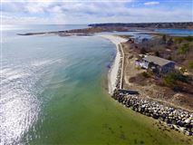 Luxury homes in 5.72 acres directly on Nantucket Sound