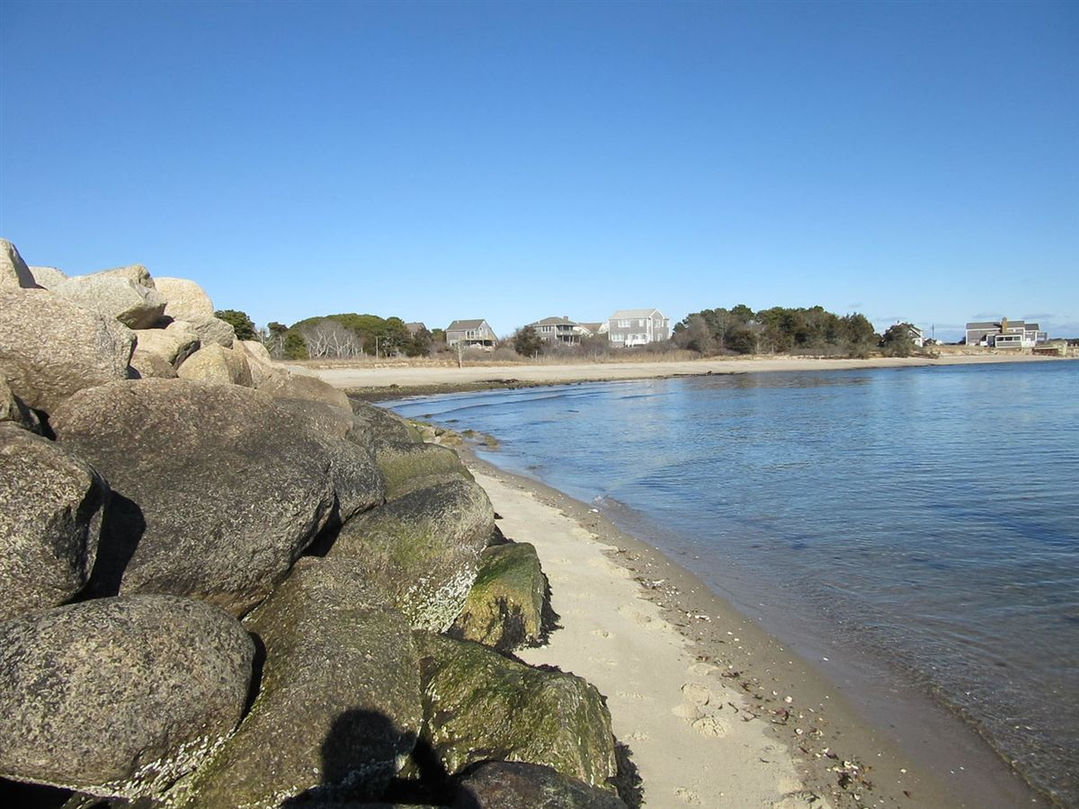 5.72 acres directly on Nantucket Sound luxury homes
