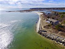 5.72 acres directly on Nantucket Sound luxury real estate