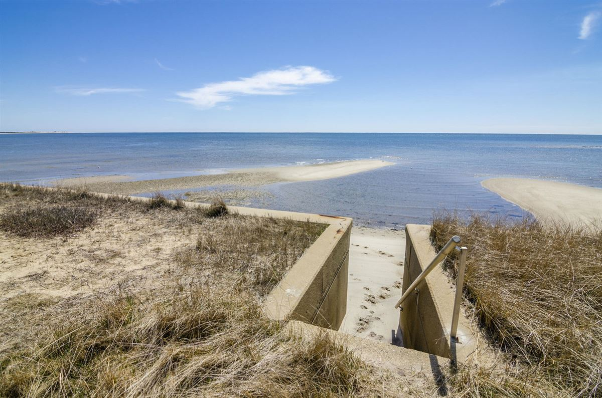 Luxury real estate 5.72 acres directly on Nantucket Sound