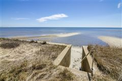 Luxury homes 5.72 acres directly on Nantucket Sound
