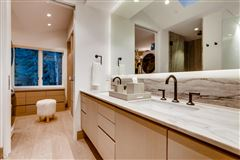 Completely renovated and expanded contemporary home luxury homes