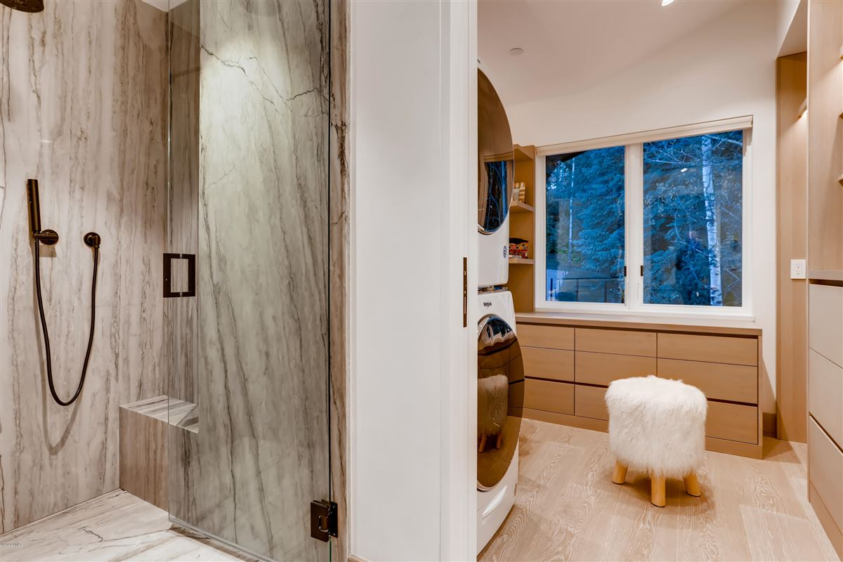 Completely renovated and expanded contemporary home luxury real estate