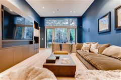 Completely renovated and expanded contemporary home luxury properties