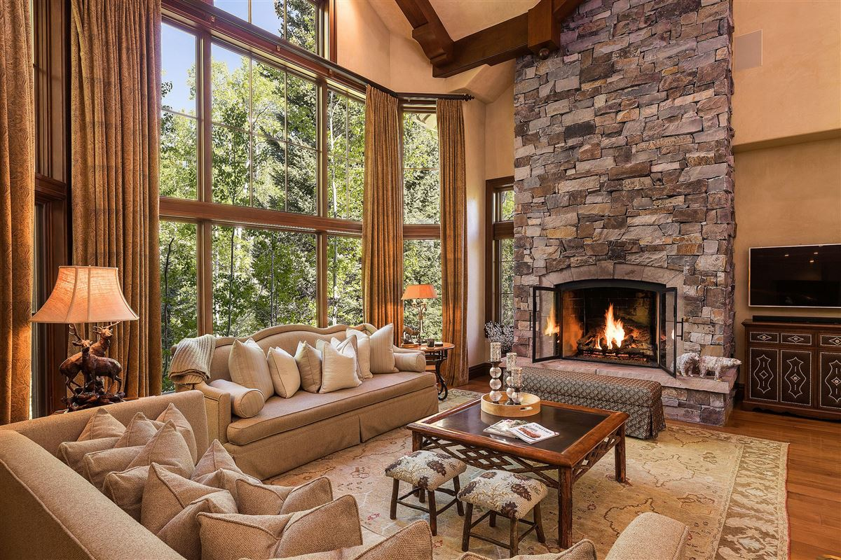 A Beautiful Home In Beaver Creek Colorado Luxury Homes