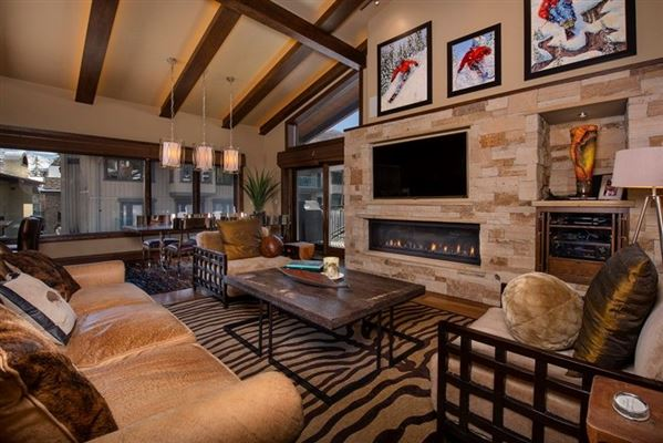 Fantastic opportunity in the center of Vail Village luxury homes