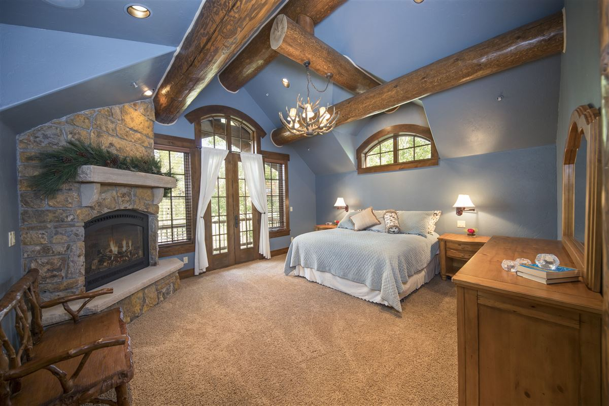 Luxury properties timeless mountain masterpiece