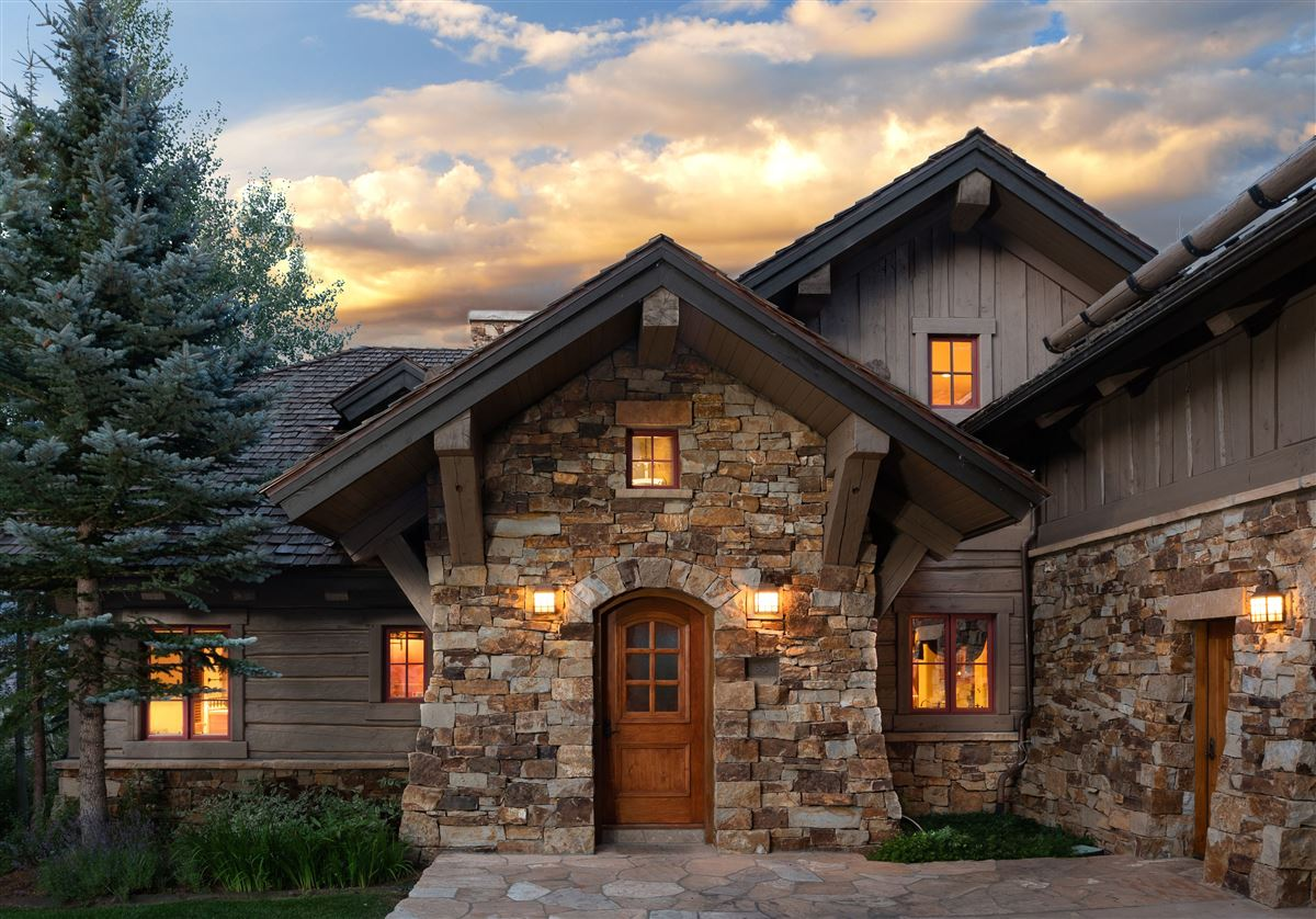 Mansions in Gorgeous Colorado home