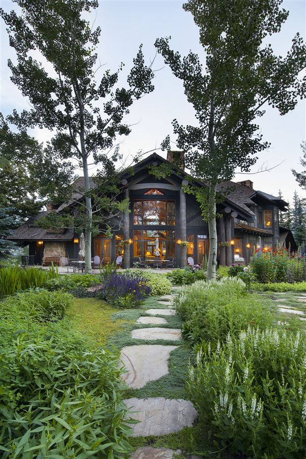 Extraordinary Bachelor Gulch Luxury Home luxury homes