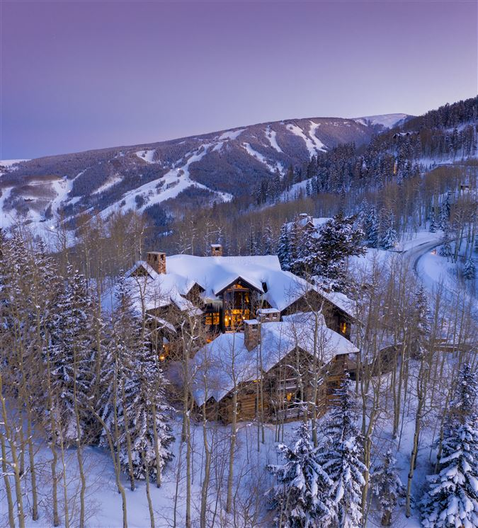 Extraordinary Bachelor Gulch Luxury Home mansions