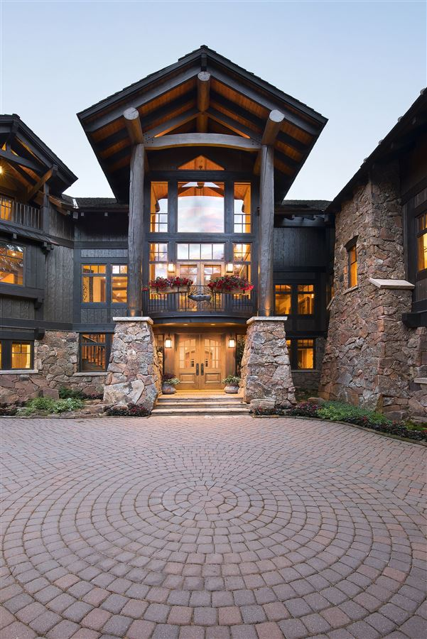 Luxury homes in Extraordinary Bachelor Gulch Luxury Home