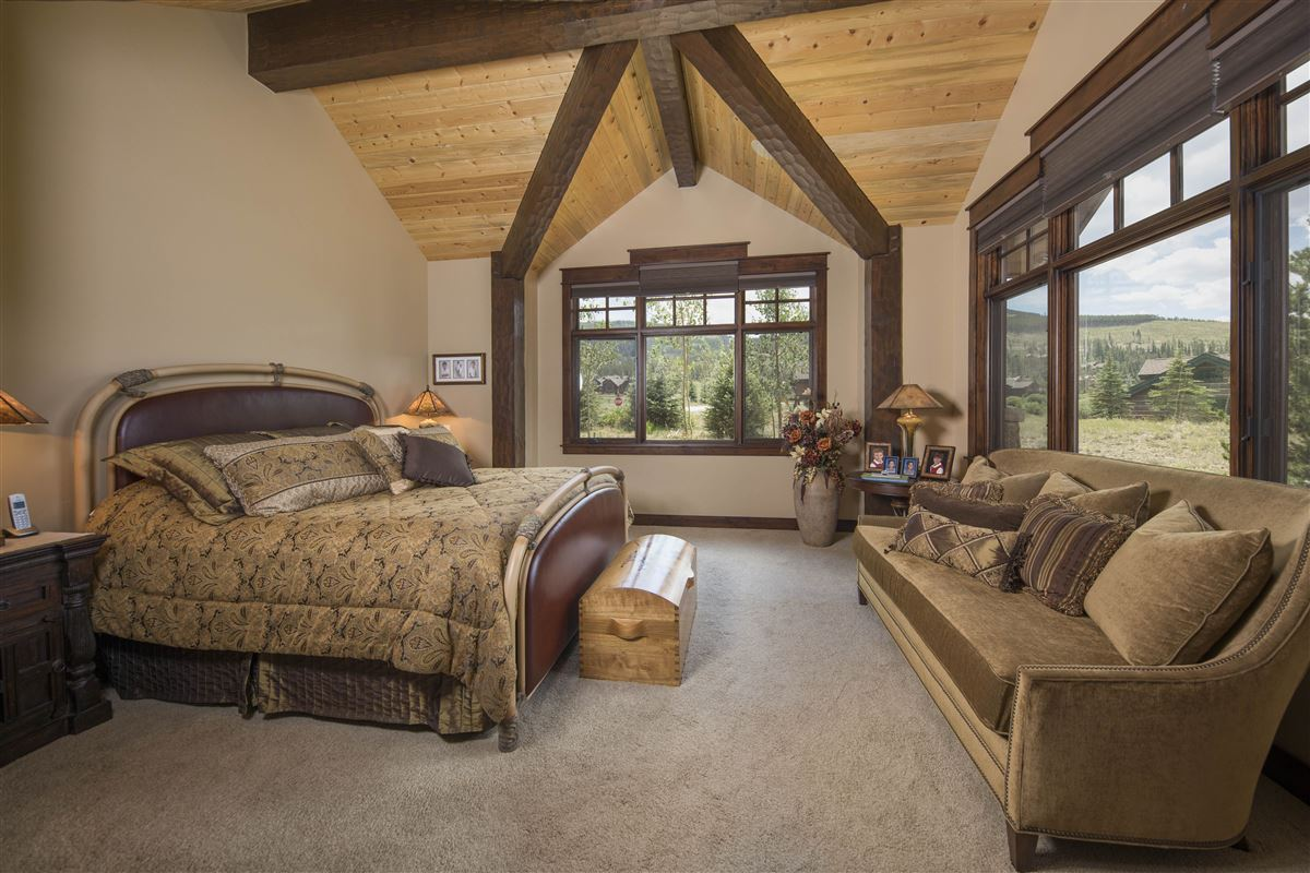 exceptional Highlands at Breckenridge residence mansions