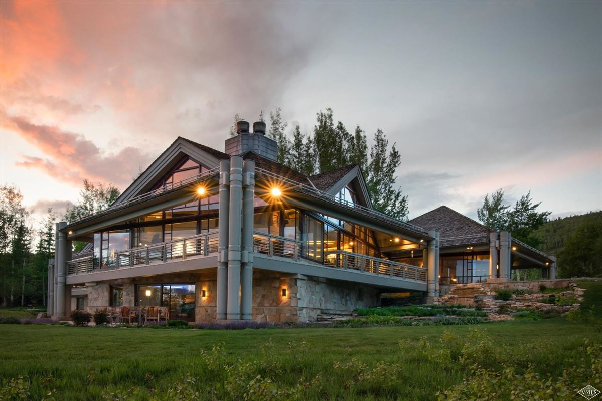 superior contemporary in serene private setting luxury properties