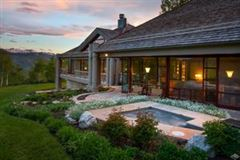 Mansions superior contemporary in serene private setting
