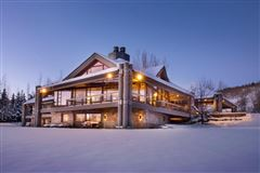 Luxury properties superior contemporary in serene private setting
