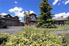 Mansions in Rocky Mountain splendor